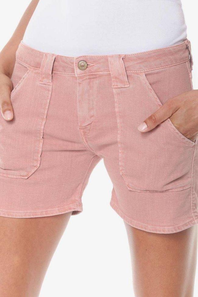 Pink denim Olsen2 shorts