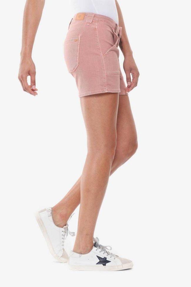 Short en jeans Olsen2 rose