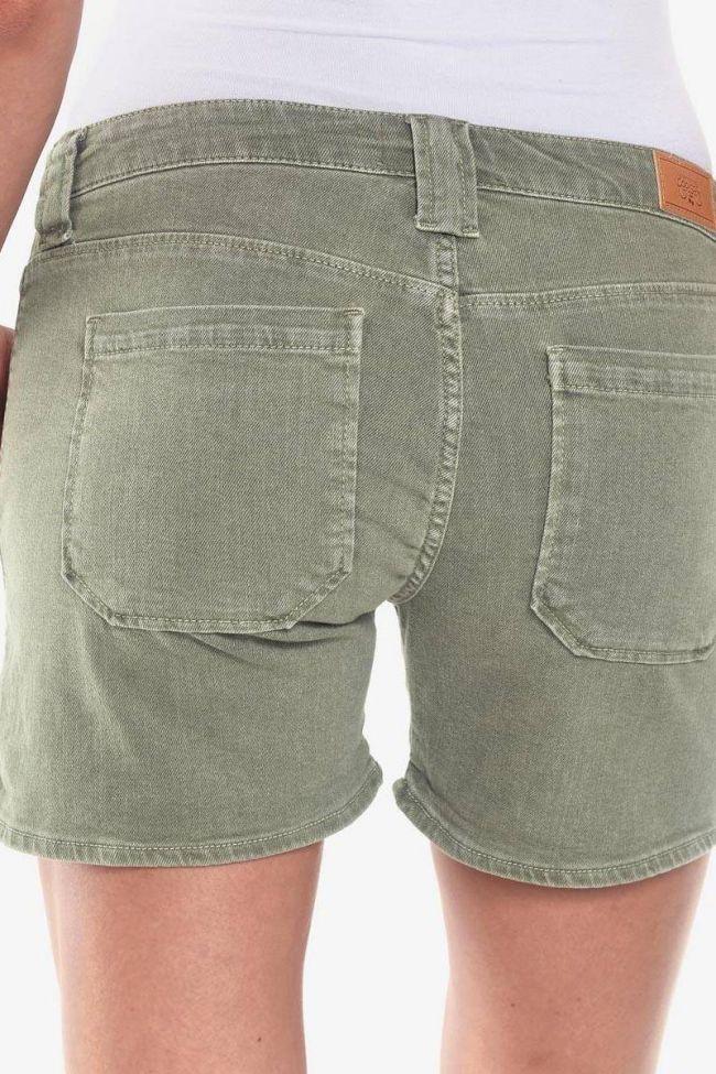Short en jeans Olsen2 kaki
