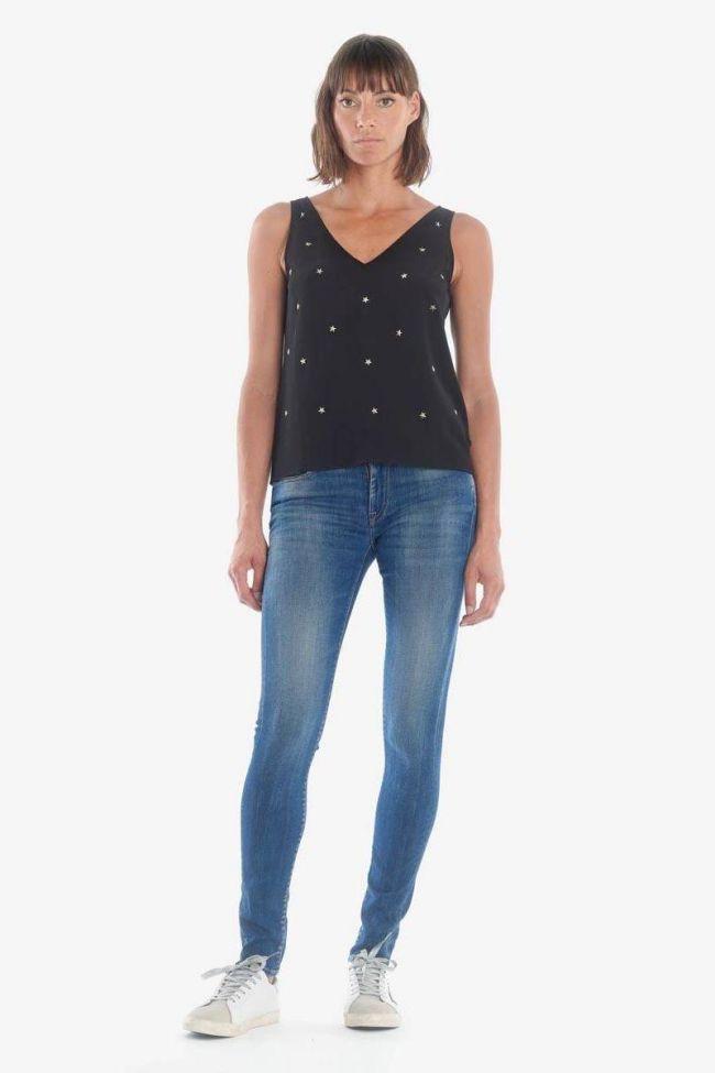 Power skinny jeans bleu N°3
