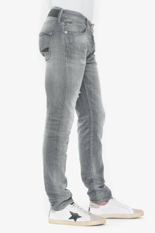 Dovi 700/11 slim jeans destroy grey N°3