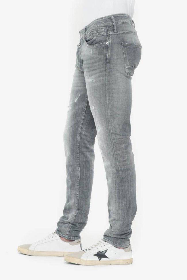 Dovi 700/11 slim jeans destroy gris N°3