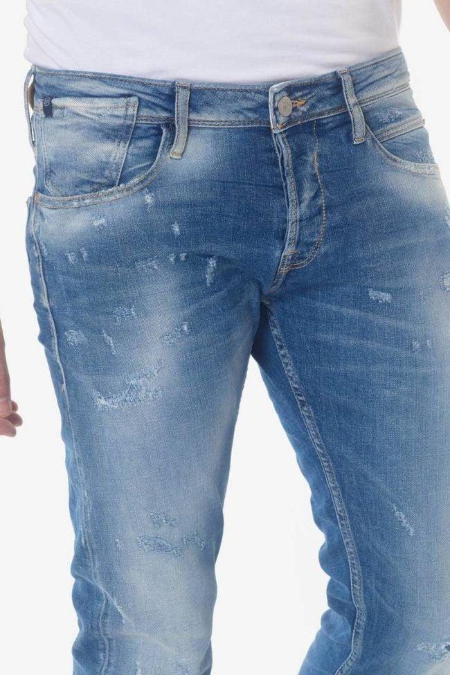 Felip 700/11 slim jeans destroy blue N°4