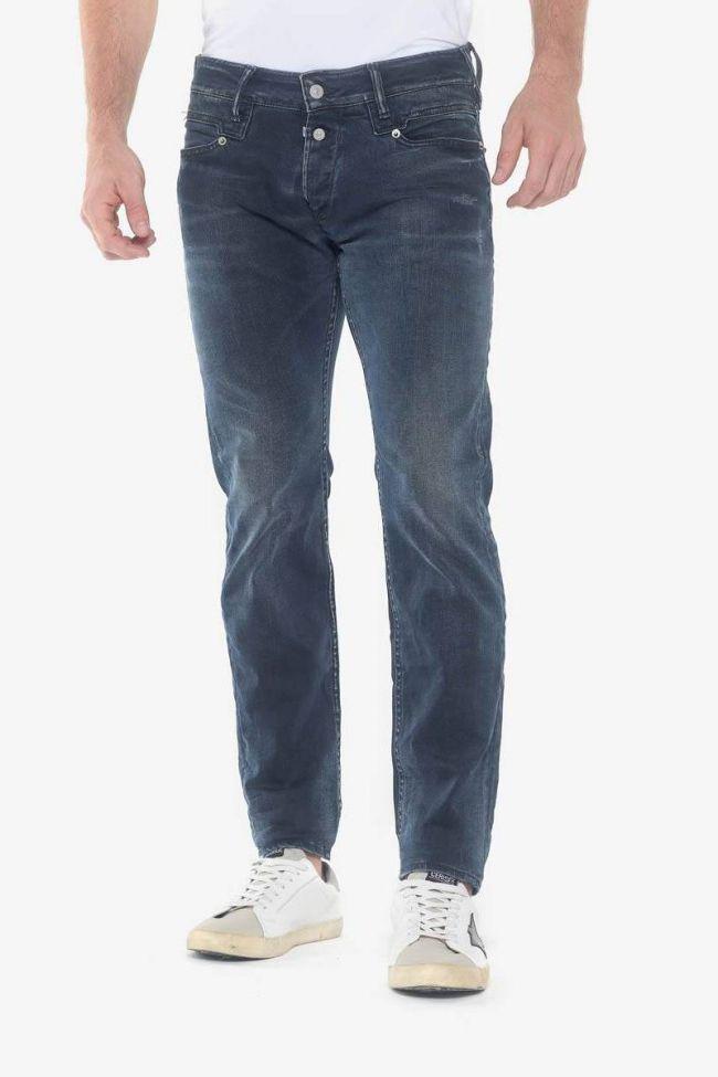 Jeans 700/11 slim Jaco destroy bleu-noir N°2