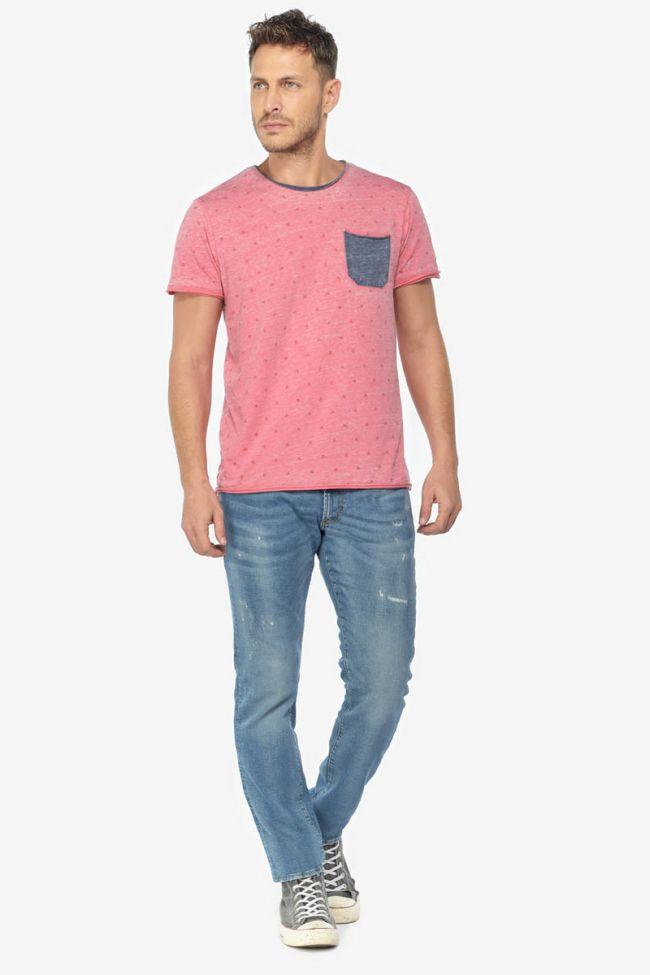 Jogg 700/11 slim jeans destroy bleu N°4