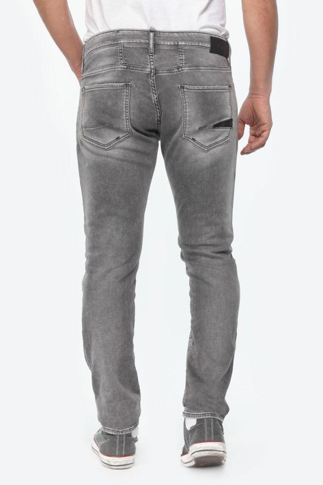 Jogg 700/11 slim jeans destroy grey N°2
