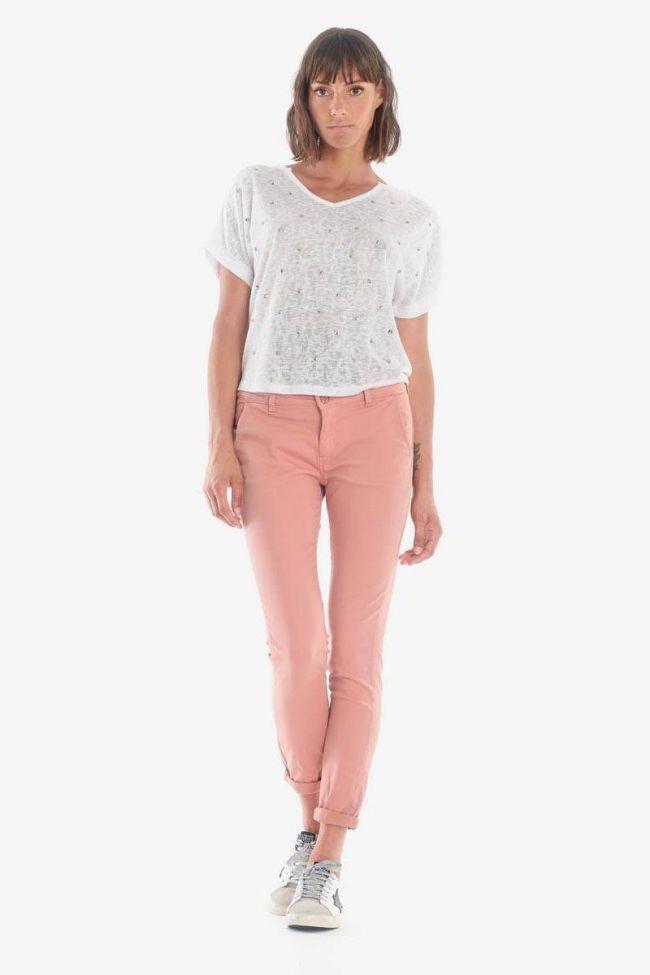 Pink Lidy8 Chino trousers