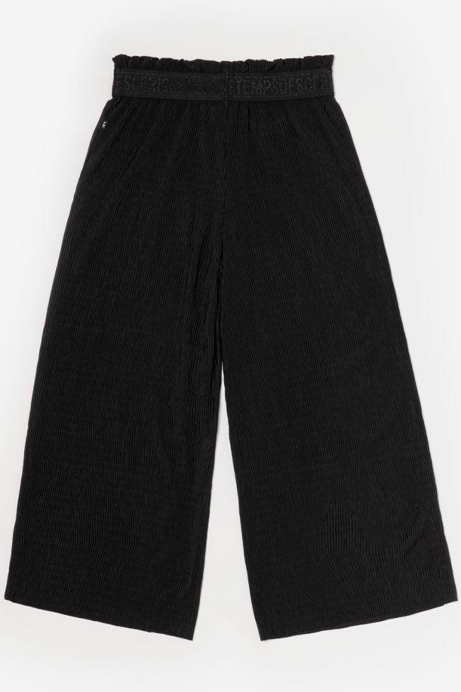 Black Saragi trousers