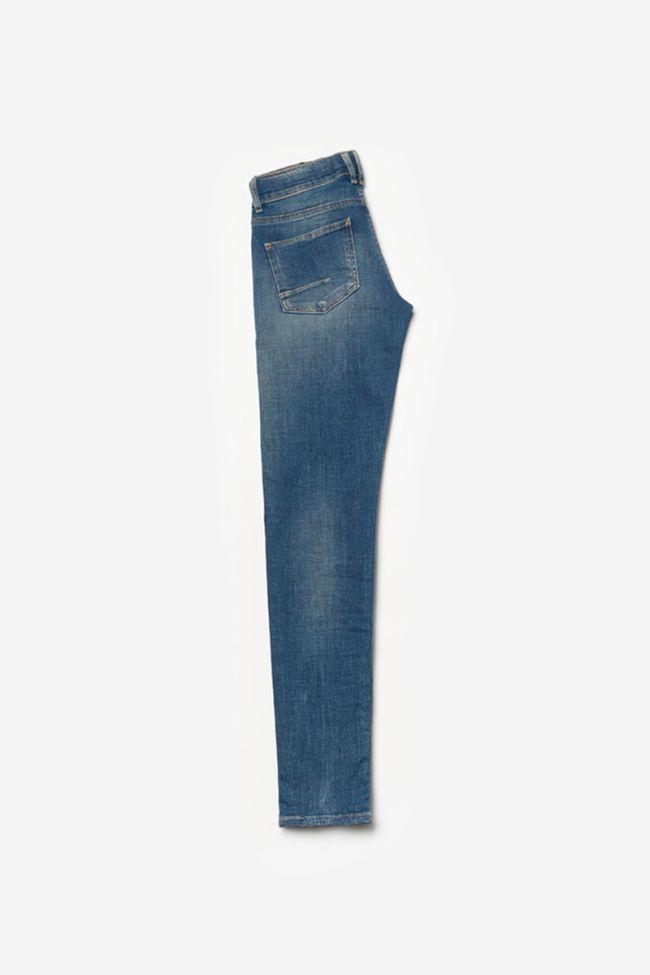 100/09 Basic slim jeans bleu N°2