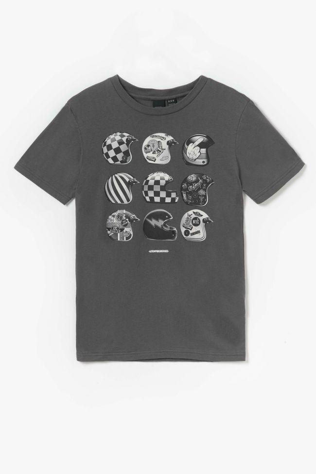 Grey printed Cantobo t-shirt