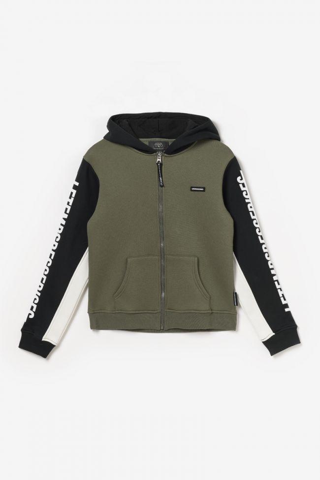 Three-tone Landbo hoodie
