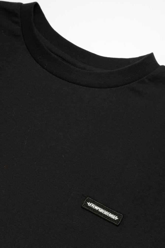 T-shirt Louisiabo noir