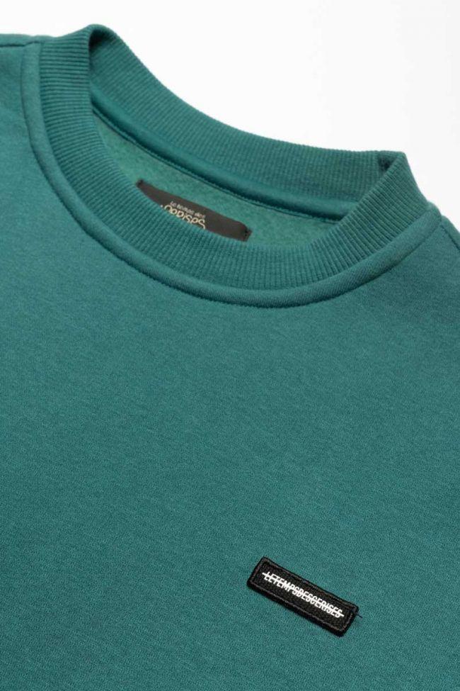 Green Mainebo sweatshirt