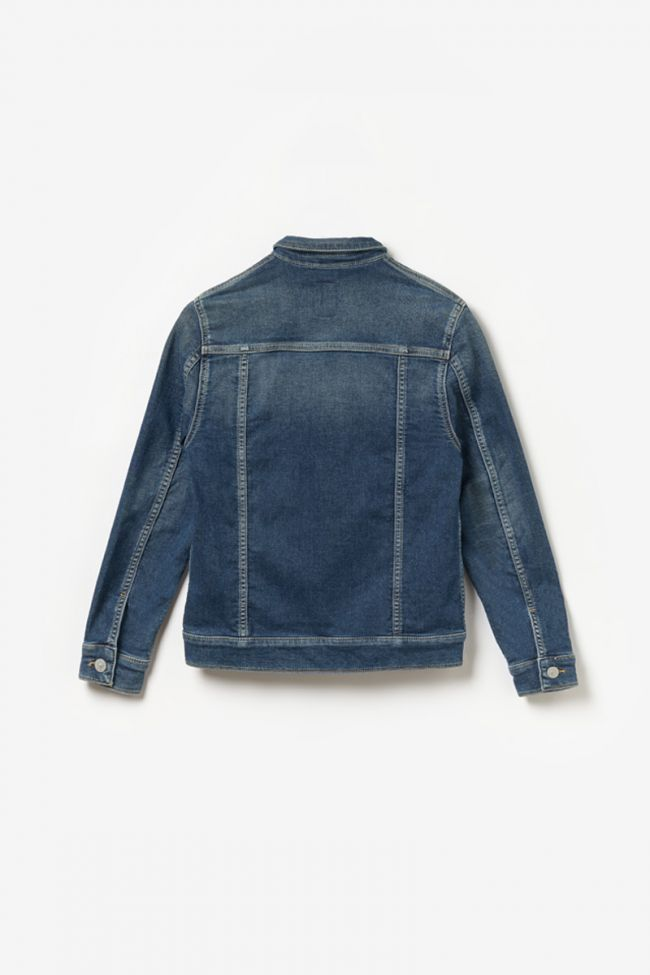 Veste Mongar en jeans bleu