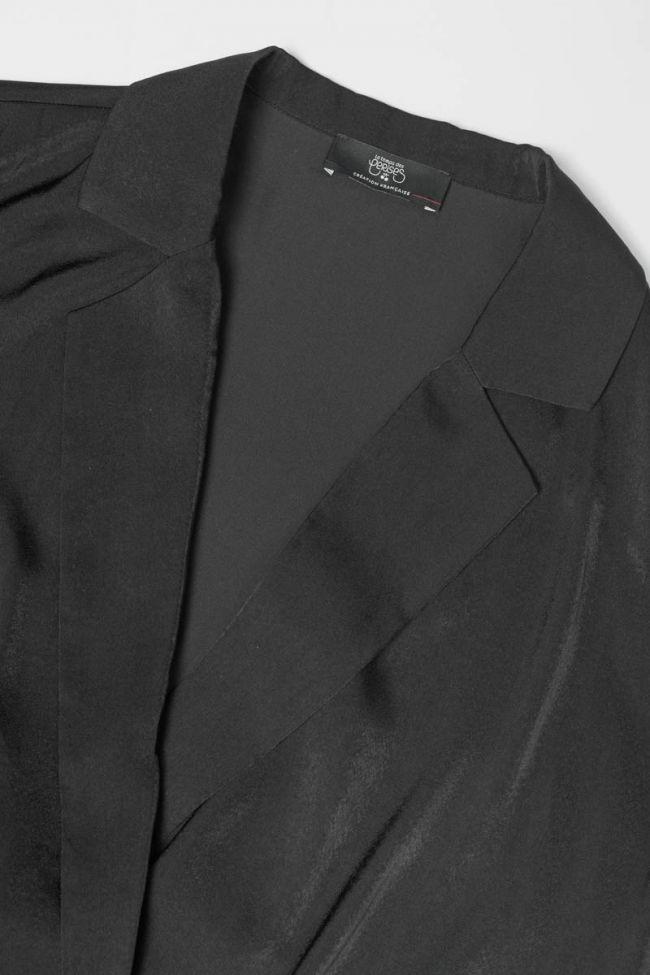 Dorsey black bodysuit