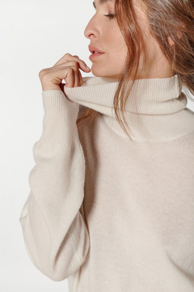 Cream Marte pullover