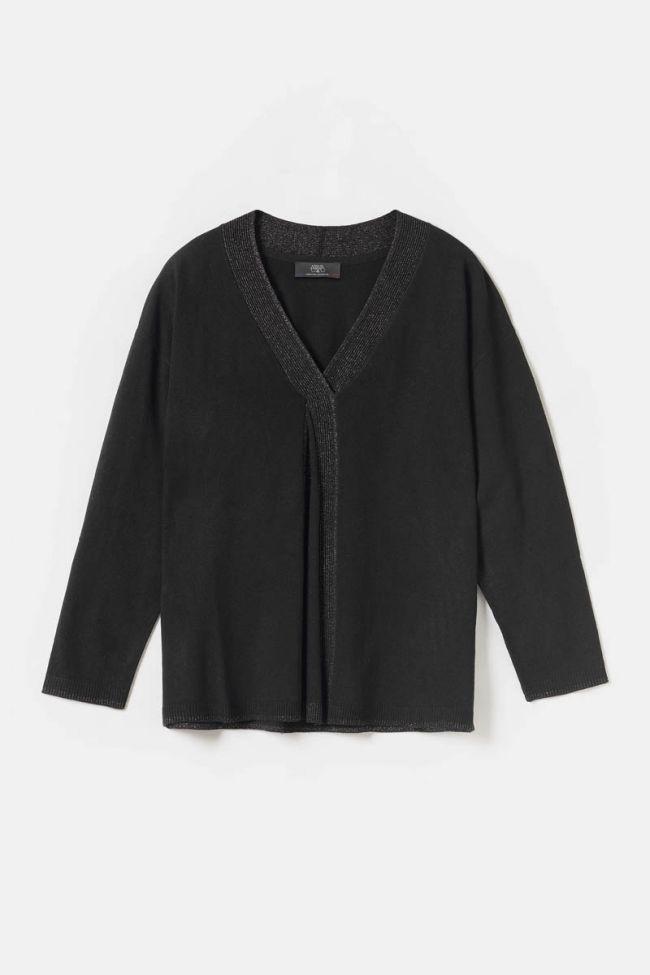 Black Romeo pullover