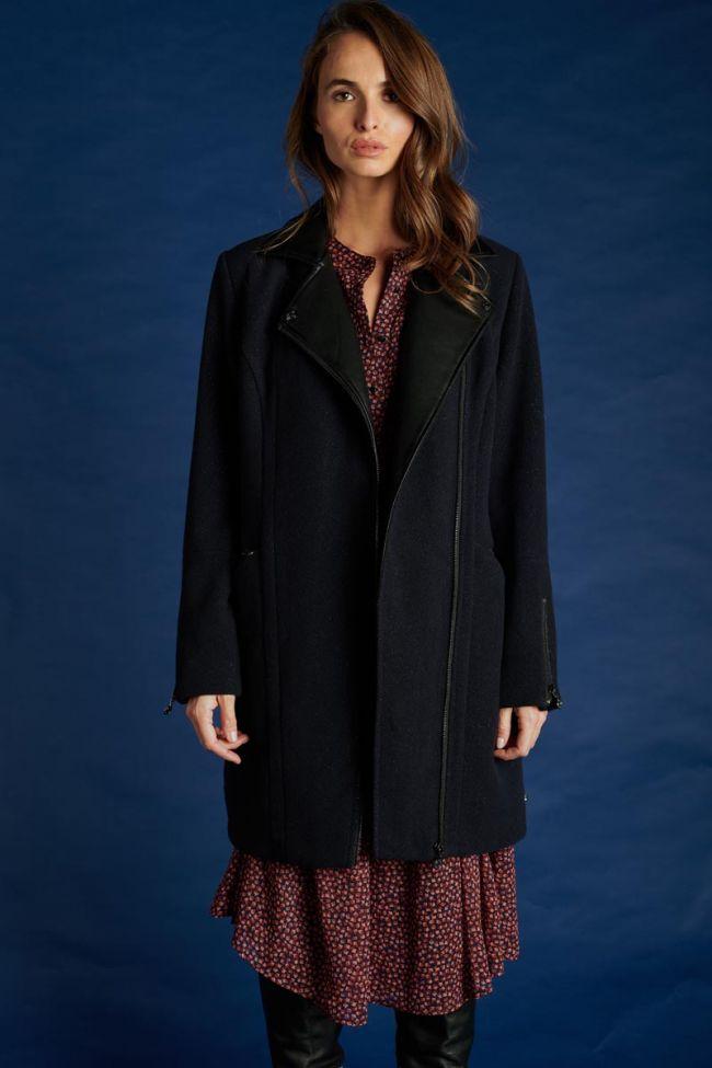 Navy blue Soje coat