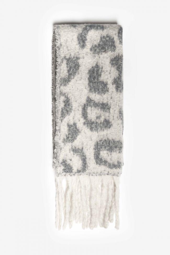 Grey Solen scarf