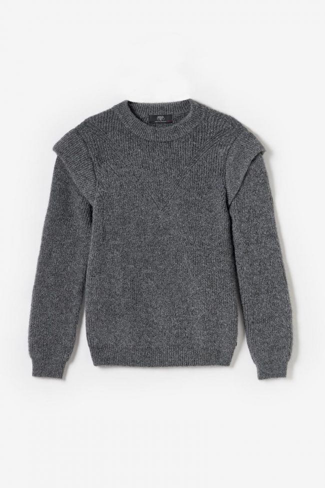 Grey Abelgi pullover