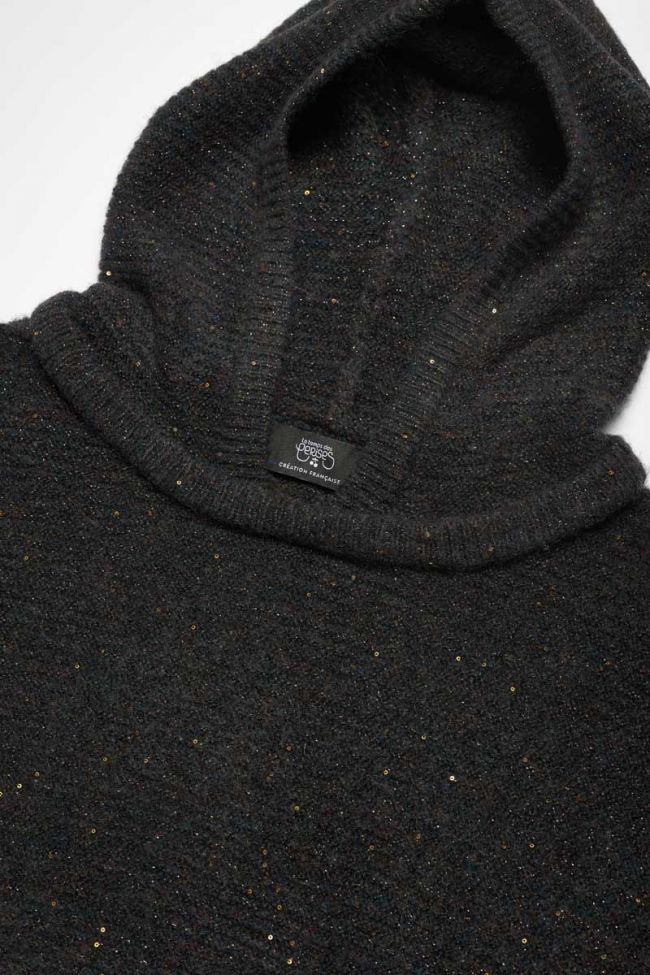 Charcoal grey Aromgi pullover