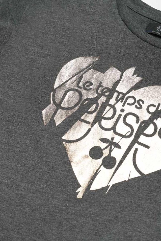 Printed grey Graciegi t-shirt