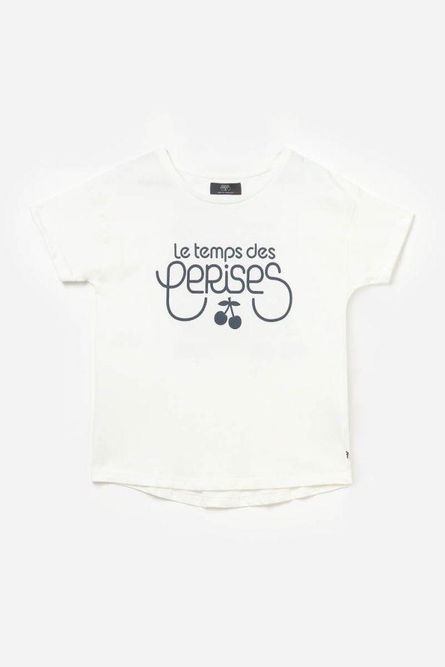 Printed cream Kenygi t-shirt