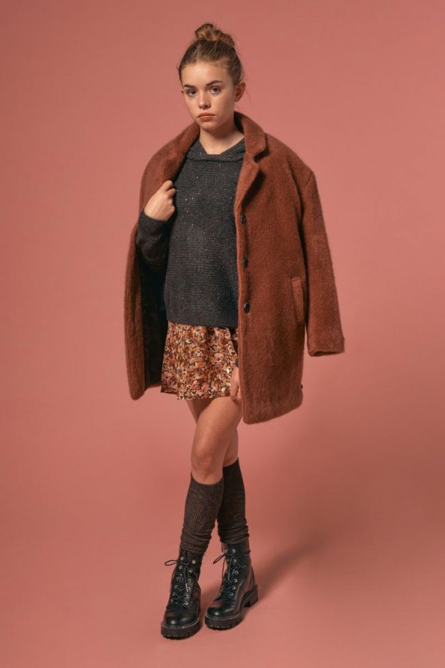 Old pink Lizegi coat
