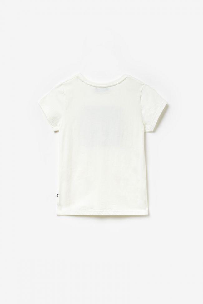 T-shirt Marlenegi crème imprimé