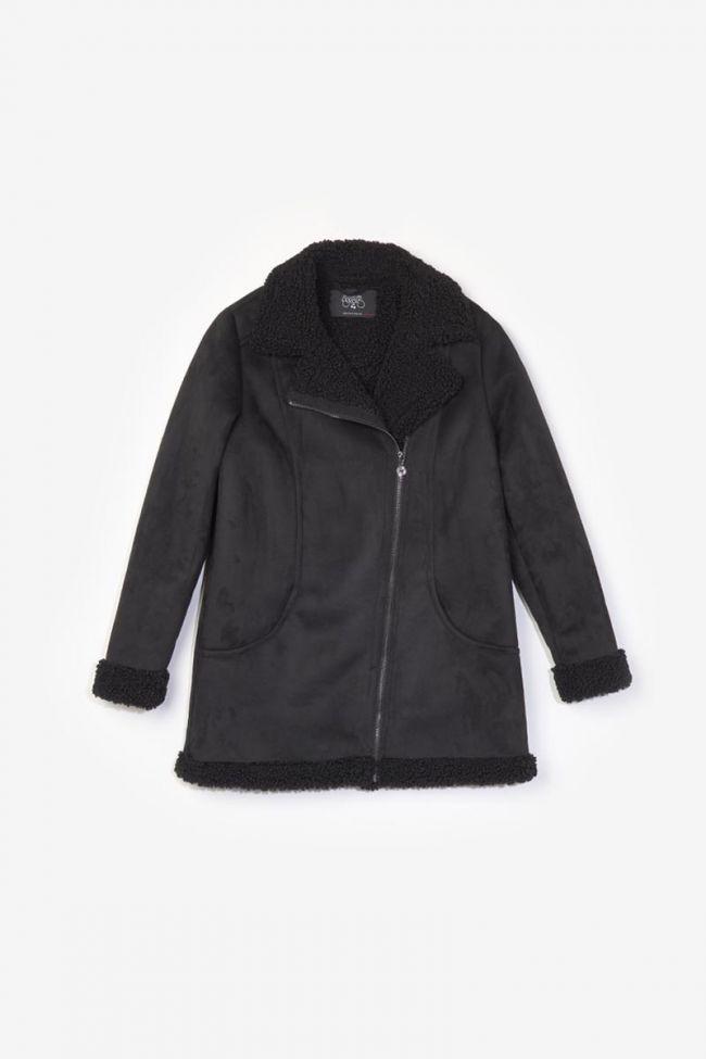 Manteau Orchygi noir