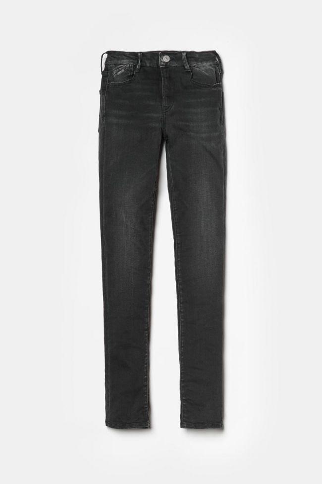 Power taille haute jeans noir N°1