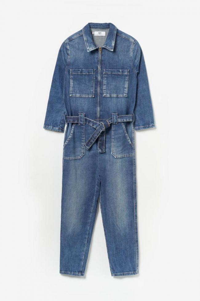 Combinaison Prats en jeans bleu