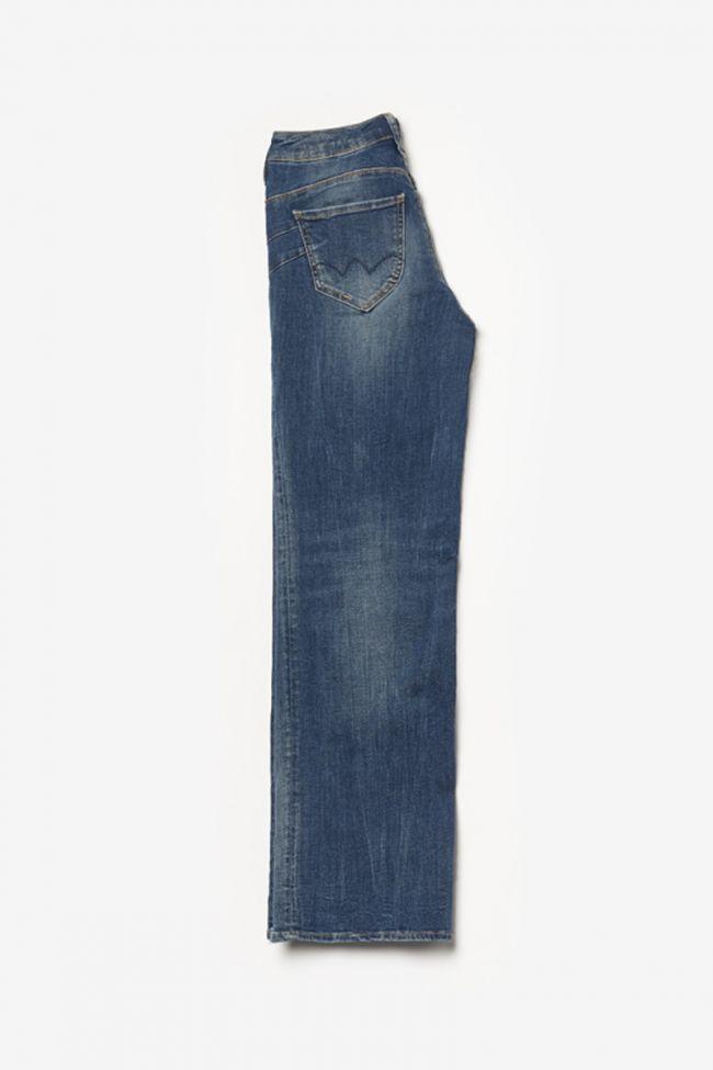 Pulp slim high waist blue jeans N°2