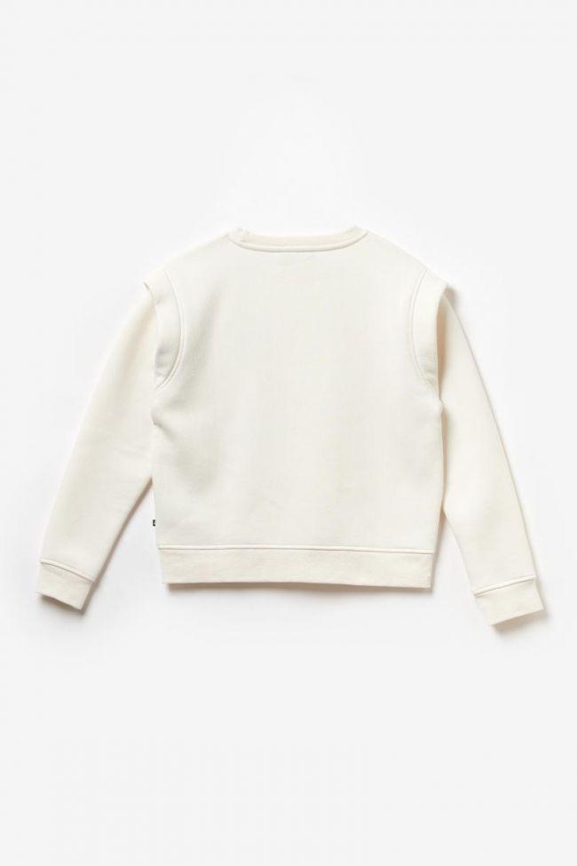 Cream Valegi sweatshirt
