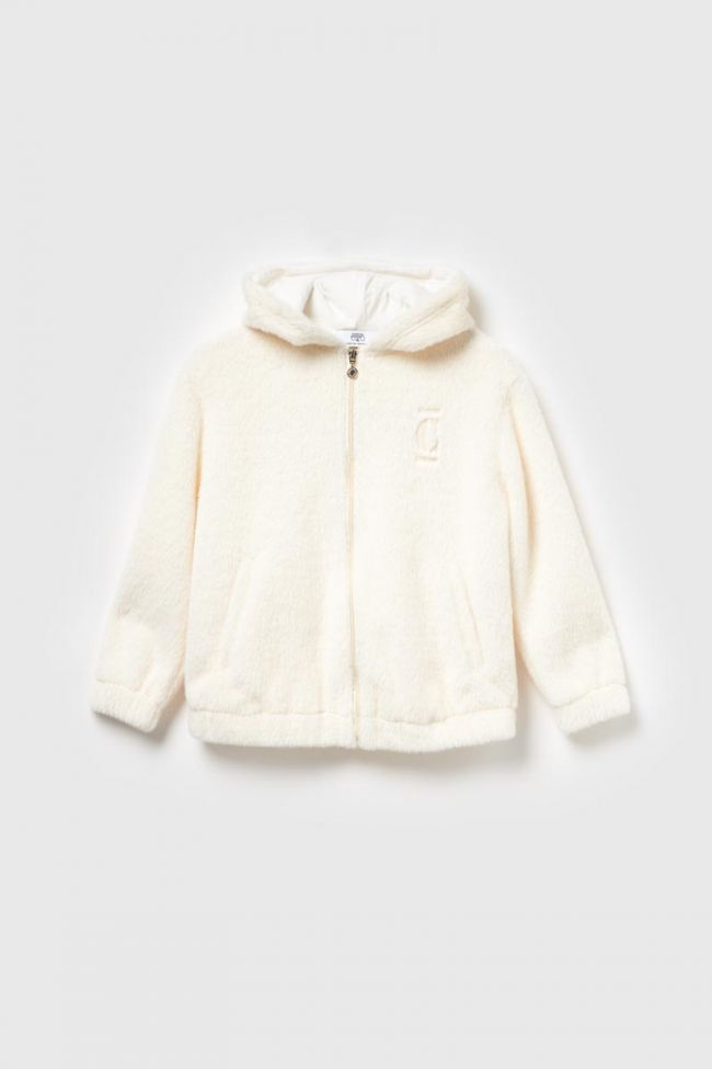 Cream Victoriagi hoodie
