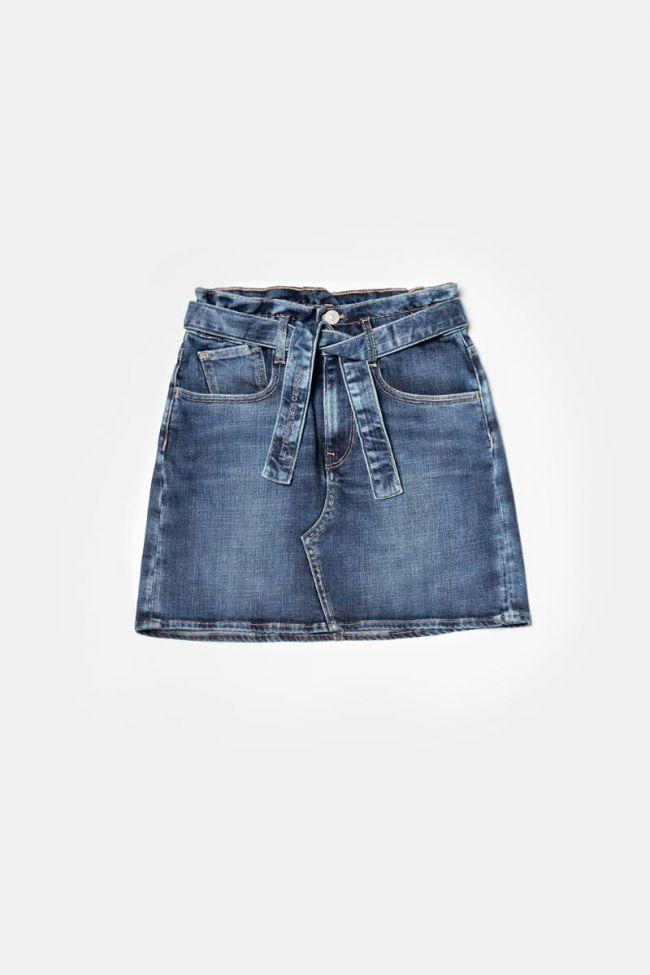 Blue denim Vilar skirt