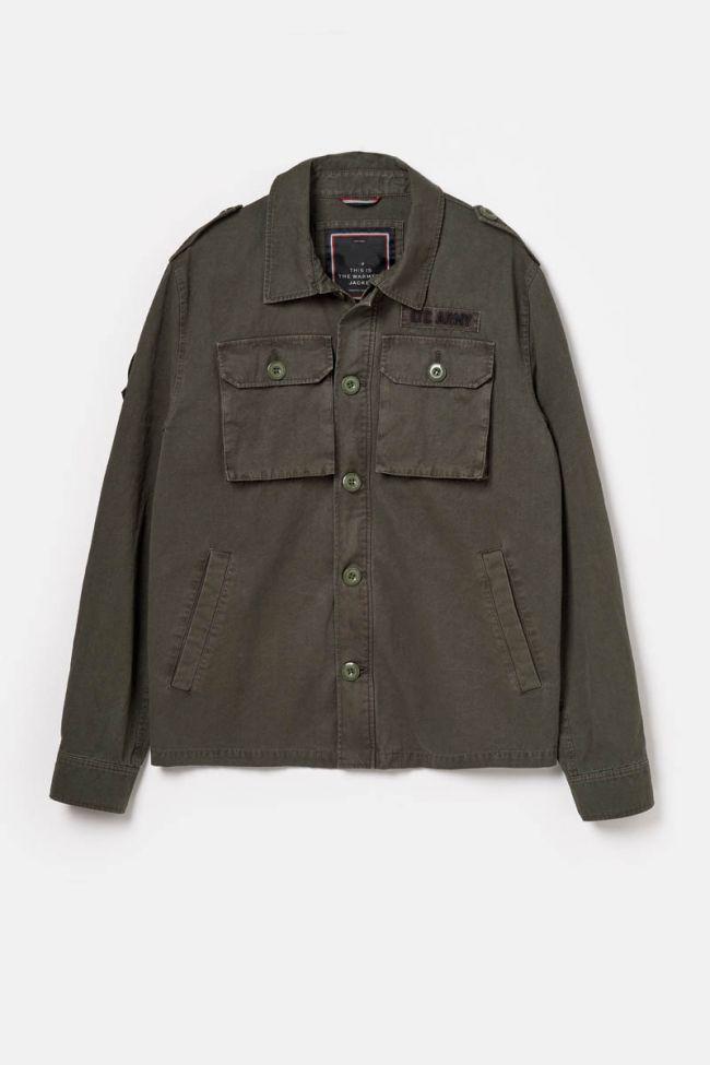 Khaki Grest military jacket