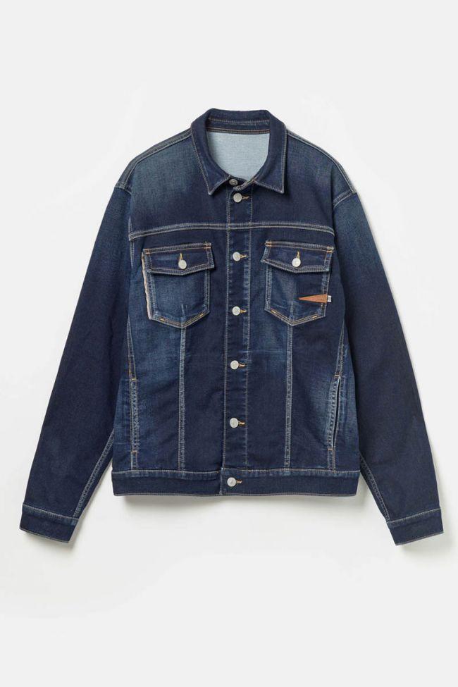 Dark blue denim Milo jacket