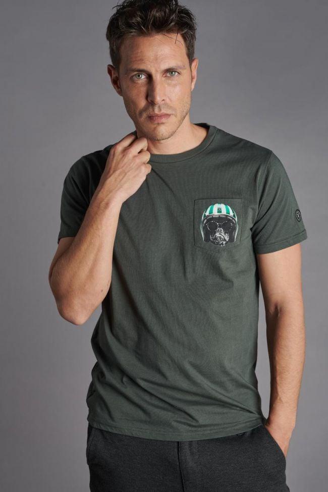 T-shirt Odel kaki