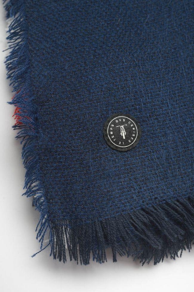 Navy blue Rabel scarf