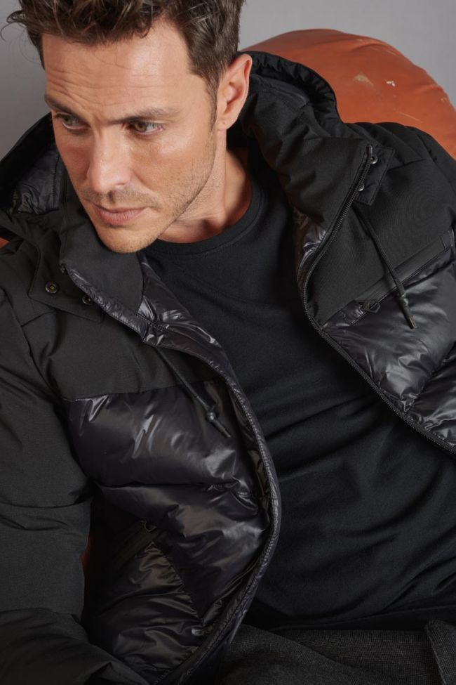 Black Silor down jacket