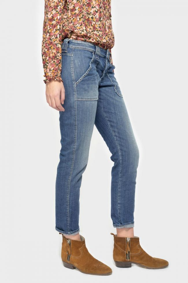 Cara 200/43 boyfit jeans bleu N°2