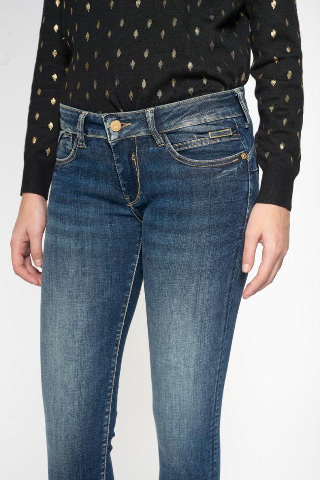Andria pulp slim 7/8ème jeans bleu N°2
