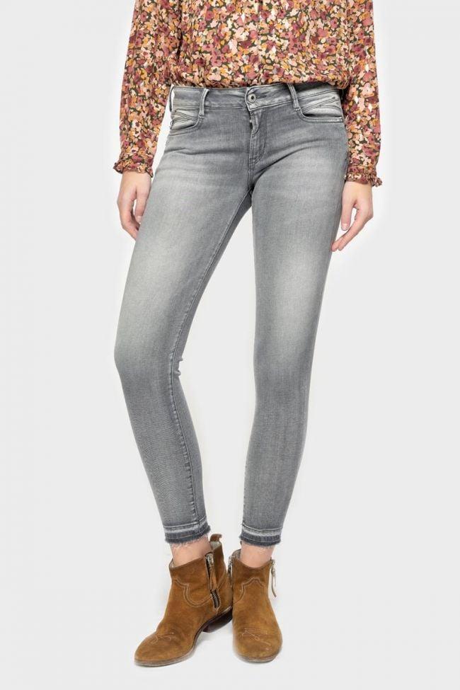 Forli pulp slim 7/8th jeans grey N°2