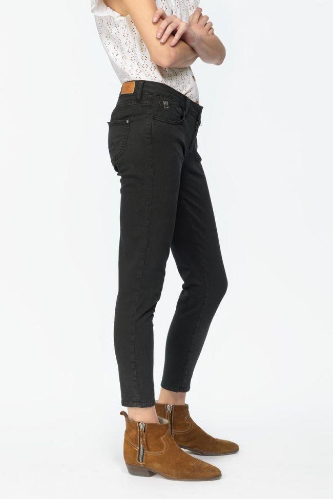 Kiev power skinny 7/8ème jeans noir N°0