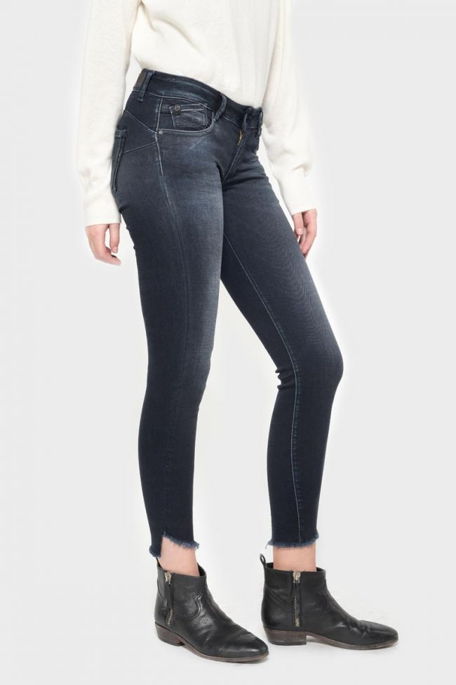 Latina pulp slim 7/8ème jeans bleu-noir N°1