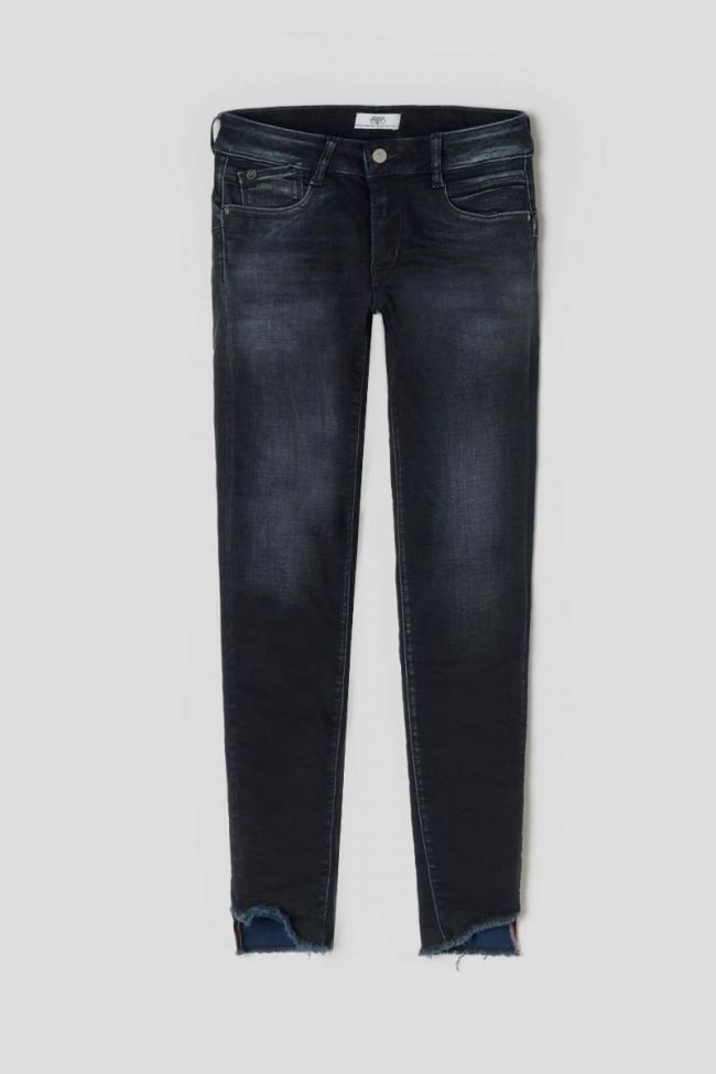 Latina pulp slim 7/8th jeans blue-black N°1