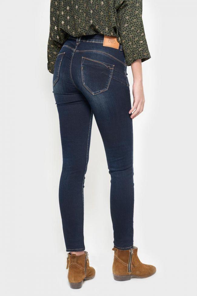 Naples pulp slim high waist jeans blue N°1