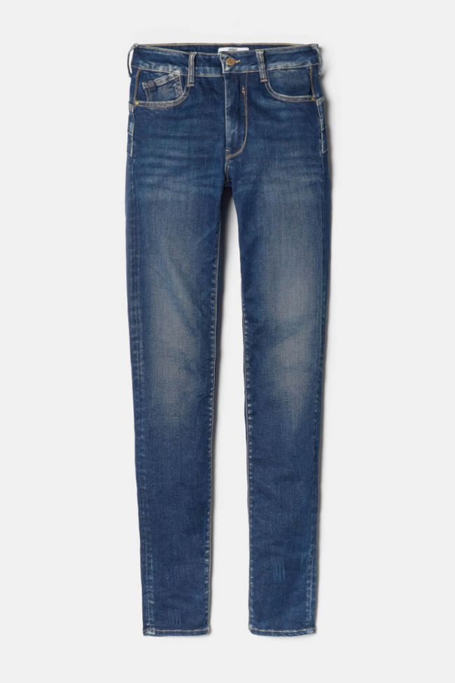 Olbia pulp slim high waist jeans blue N°2