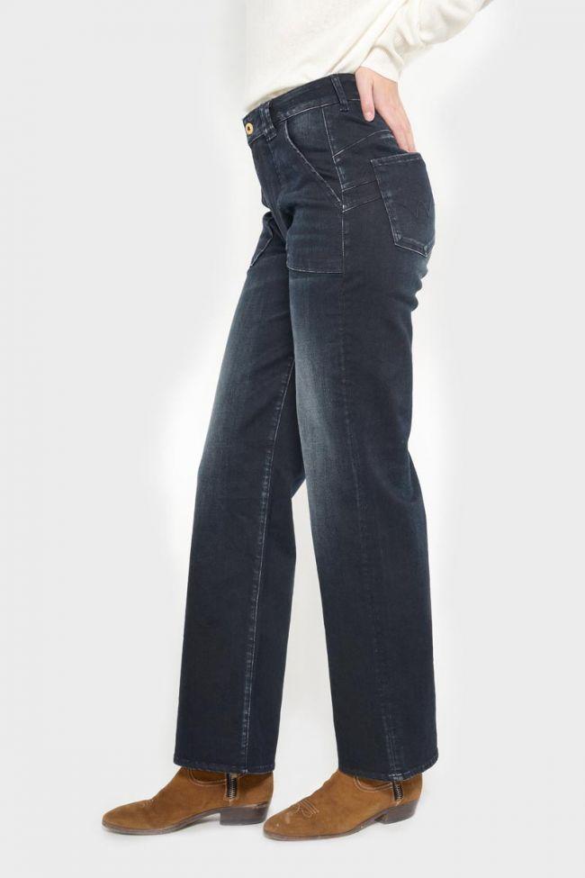Salti pulp regular high waist jeans blue-black N°1
